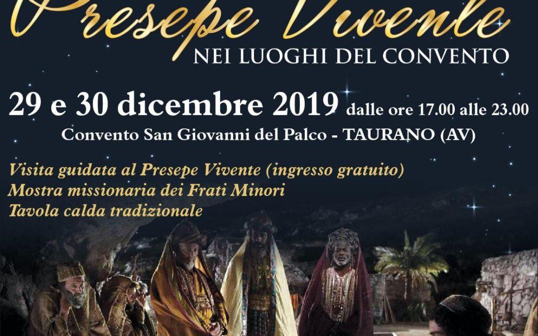 """Presepe Vivente"" 29-30 dicembre 2019 a Taurano (AV)"