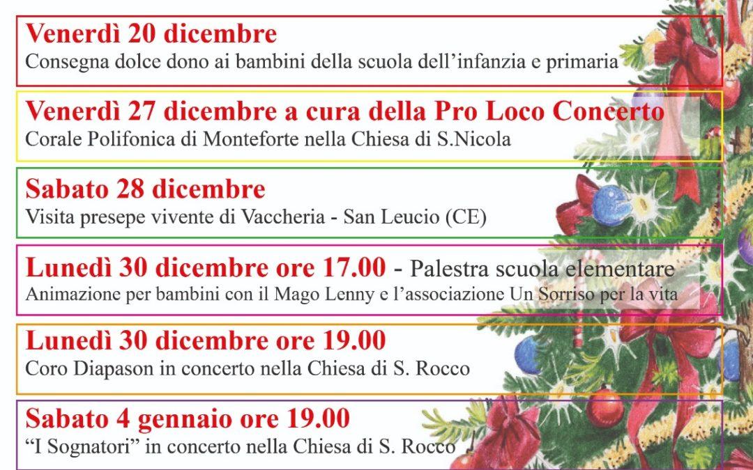 """""""Natale 2019"""" a Cesinali (AV)"""