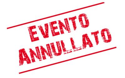 Manifestazioni di Carnevale 2020 sospese/annullate