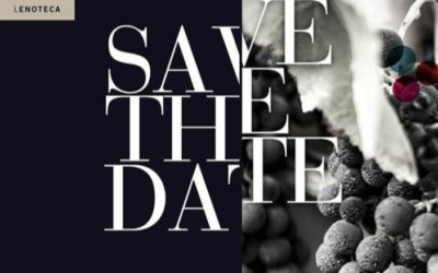 """""""Save the date"""" nei giorni 13-17-20-23-28 agosto 2020 a Nusco"""
